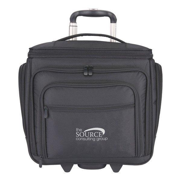 Hybrid Underseat Carry-On Upright Luggage