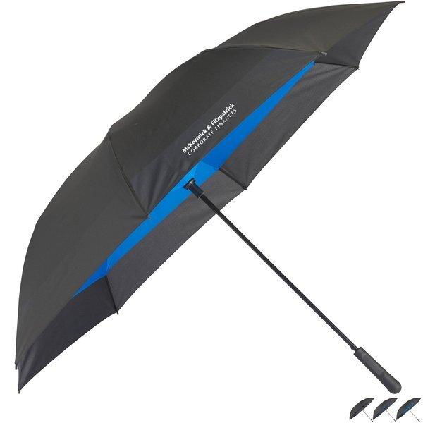 """Bogie Inversion Auto Close Golf Umbrella, 58"""" Arc"""