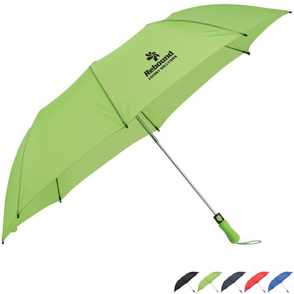 "Eagle Ultra Value Auto Open Folding Golf Umbrella, 58"" Arc"