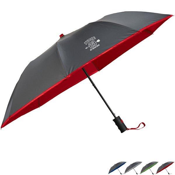 "Werners Auto Open Folding Color Splash Umbrella, 42"" Arc"