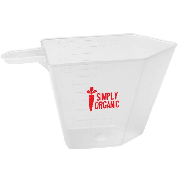 Plastic Measuring Cup, 1 Cup