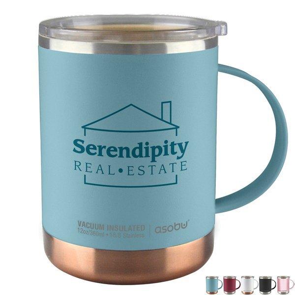 Asobu® Ultimate Coffee Mug, 12oz.