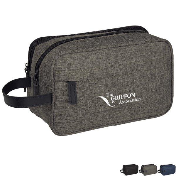 Double Decker Polyester Travel Bag