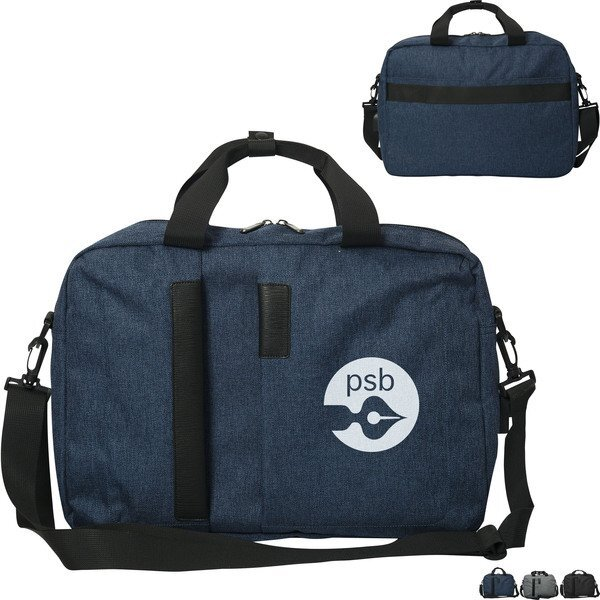 Elephant Charge Polyester Laptop Brief