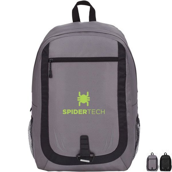 "Adventure 15"" Computer Backpack w/ Reflective Accents"