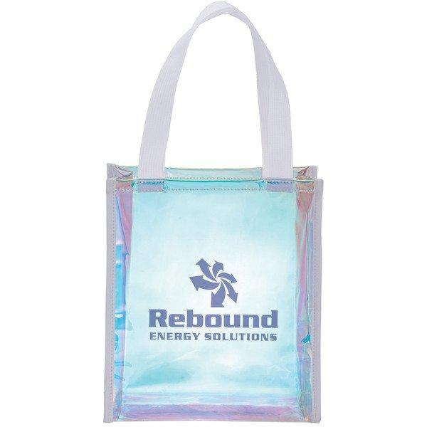 Iridescent Gift Tote Bag