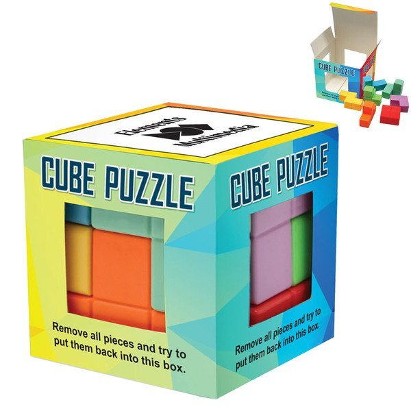 Cube Puzzle in a Box