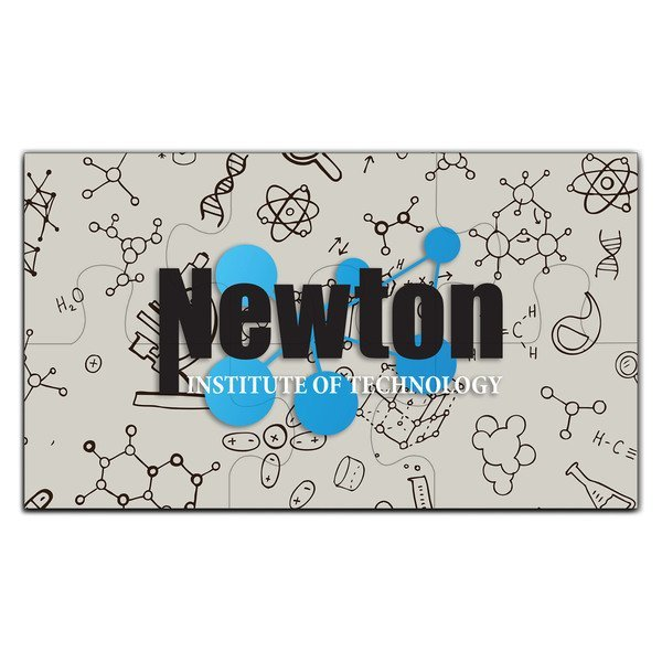 Jumbo Business Card Puzzle Magnet