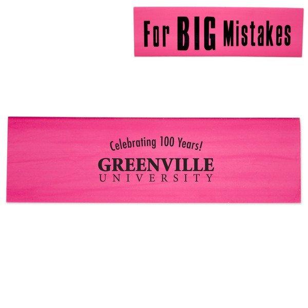 Big Mistakes Eraser