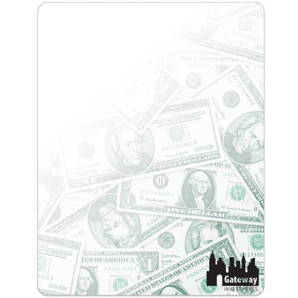 "Money Memo Board w/ Magnet, 8-1/2"" x 11"""