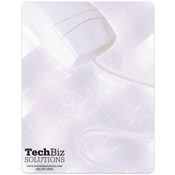 "Computer Mouse Memo Board w/ Magnet, 8-1/2"" x 11"""