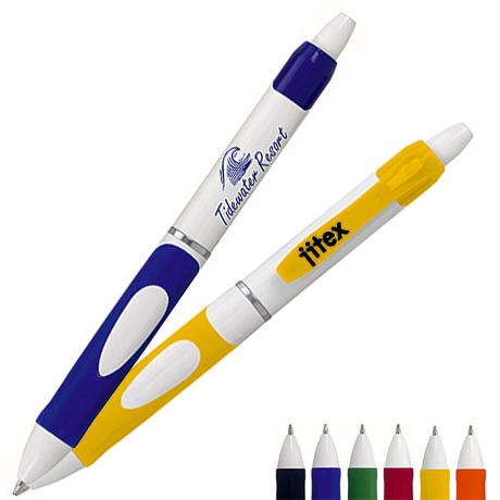Enthuse Retractable Ballpoint Pen