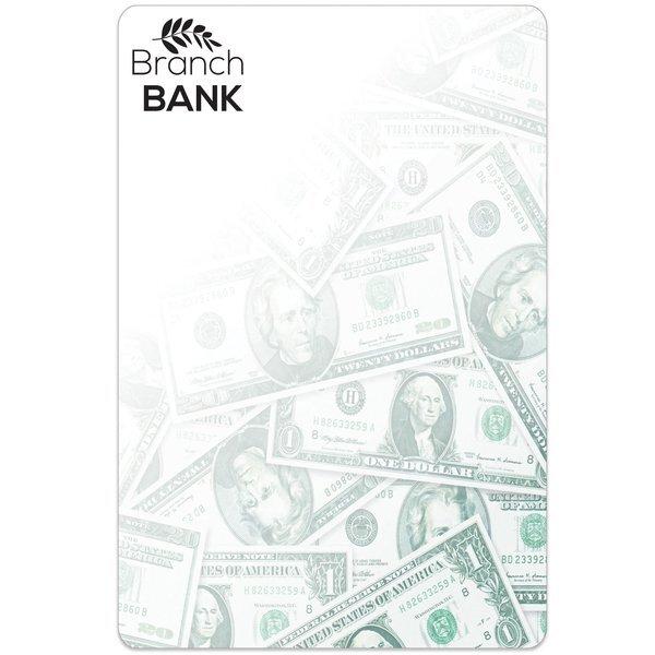 "Money Memo Board w/ Magnet, 5-1/2"" x 8-1/4"""