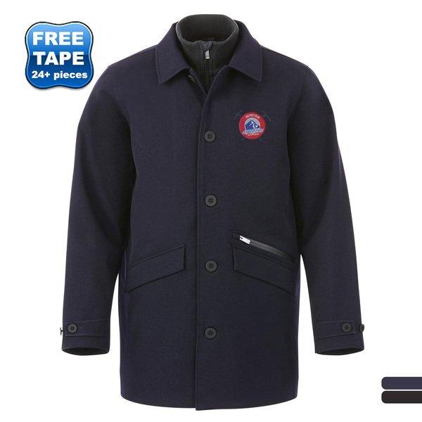 Rivington Men's 3/4 Length Waterproof Jacket