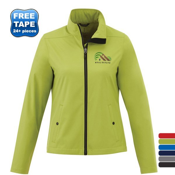 Karmine Ladies' Lightweight Softshell Jacket