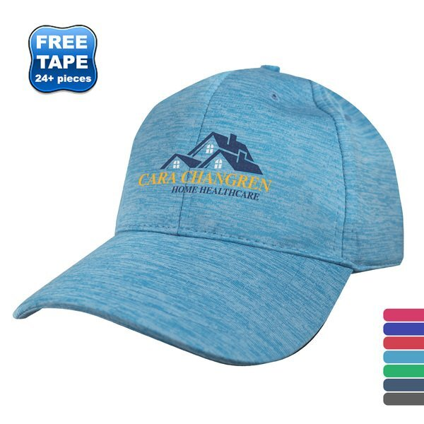 Performance Unconstructed Soft Jersey Cap
