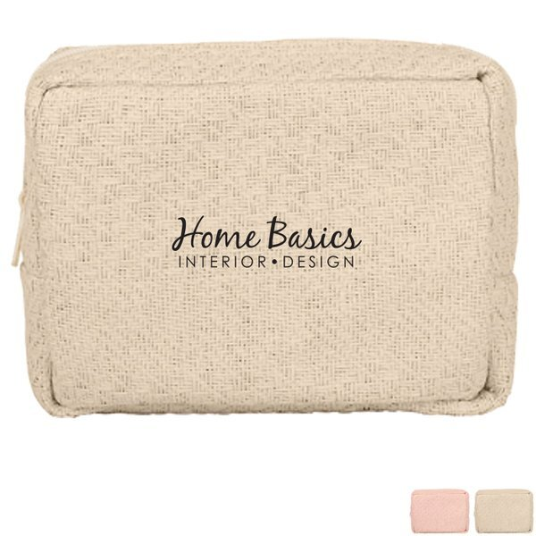 Busy Bee Straw Accessory Pouch