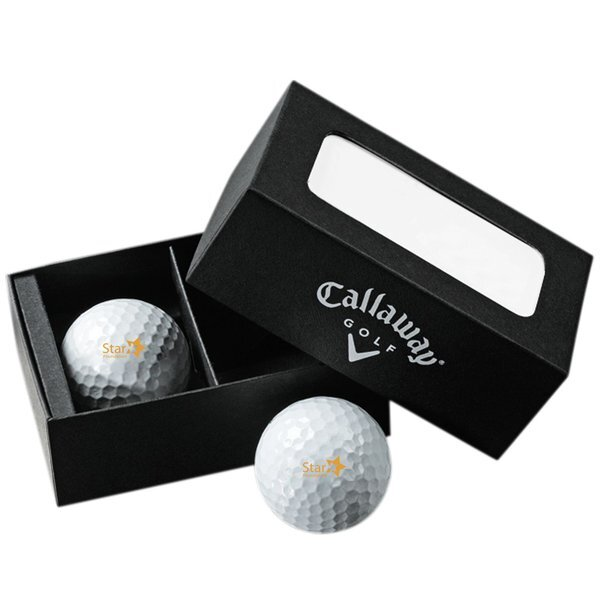 Callaway® Warbird 2-Ball Business Card Box
