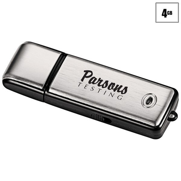 Classic USB Flash Drive, 4GB