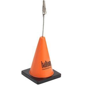 Construction Cone Stress Reliever Memo Holder