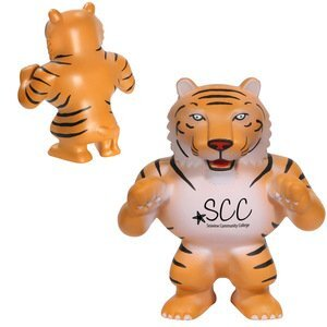 Tiger Mascot Stress Reliever