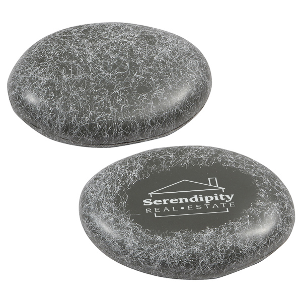 Smooth Rock Stress Reliever