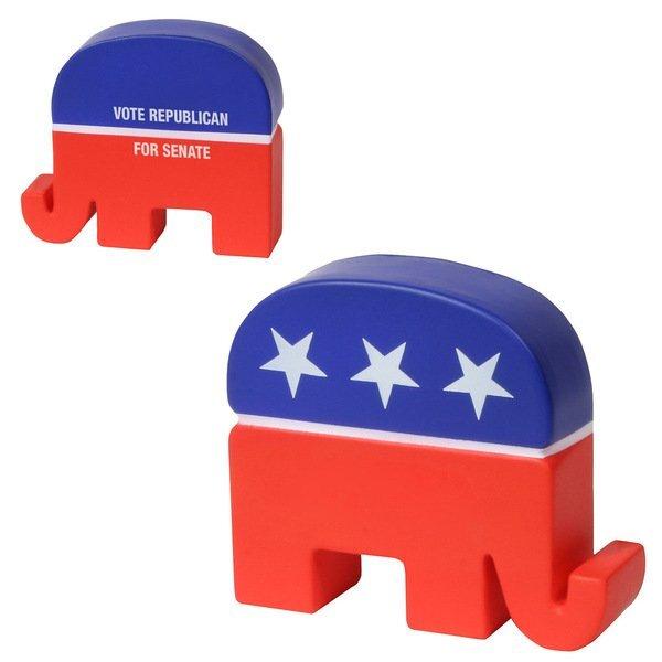 Republican Elephant Stress Reliever
