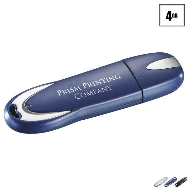 Velocity USB Flash Drive, 4GB