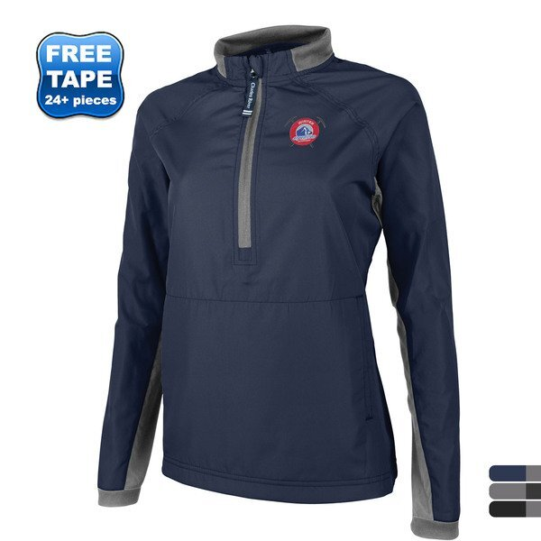 Charles River® Bunker Ladies' Lightweight Windshirt