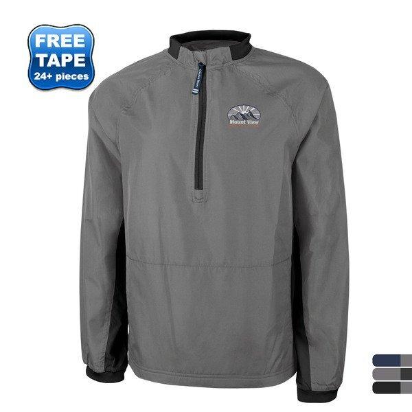 Charles River® Bunker Men's Lightweight Windshirt