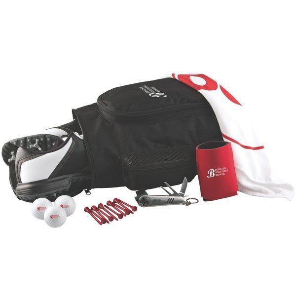 Deluxe Shoe Bag Kit with Callaway Warbird 2.0 Golf Balls