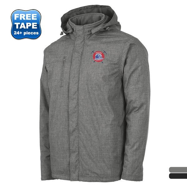 Charles River® Journey Men's Parka