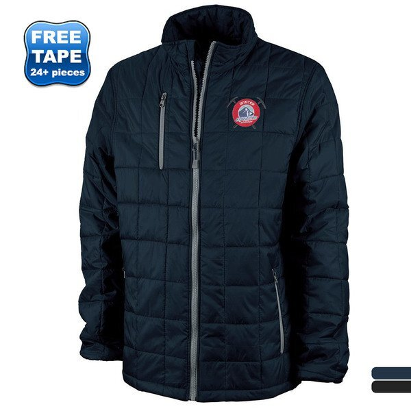 Charles River® Lithium 2-in-1 Men's Quilted Jacket