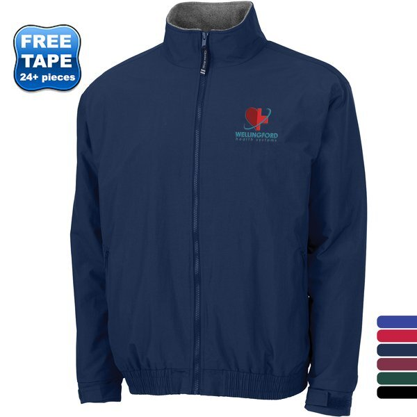 Charles River® Navigator Unisex Durable Lined Jacket