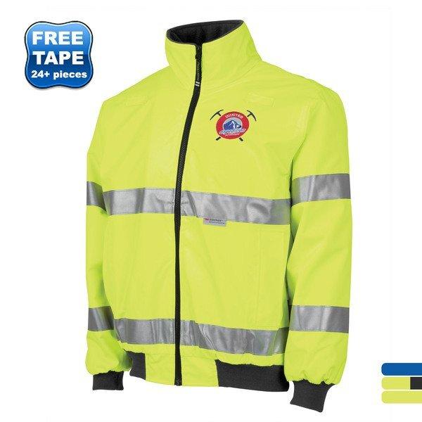 Charles River® Signal Hi-Vis Unisex Safety Jacket