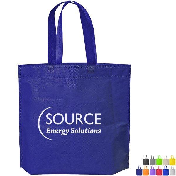 Econo Non-Woven Gusset Bag