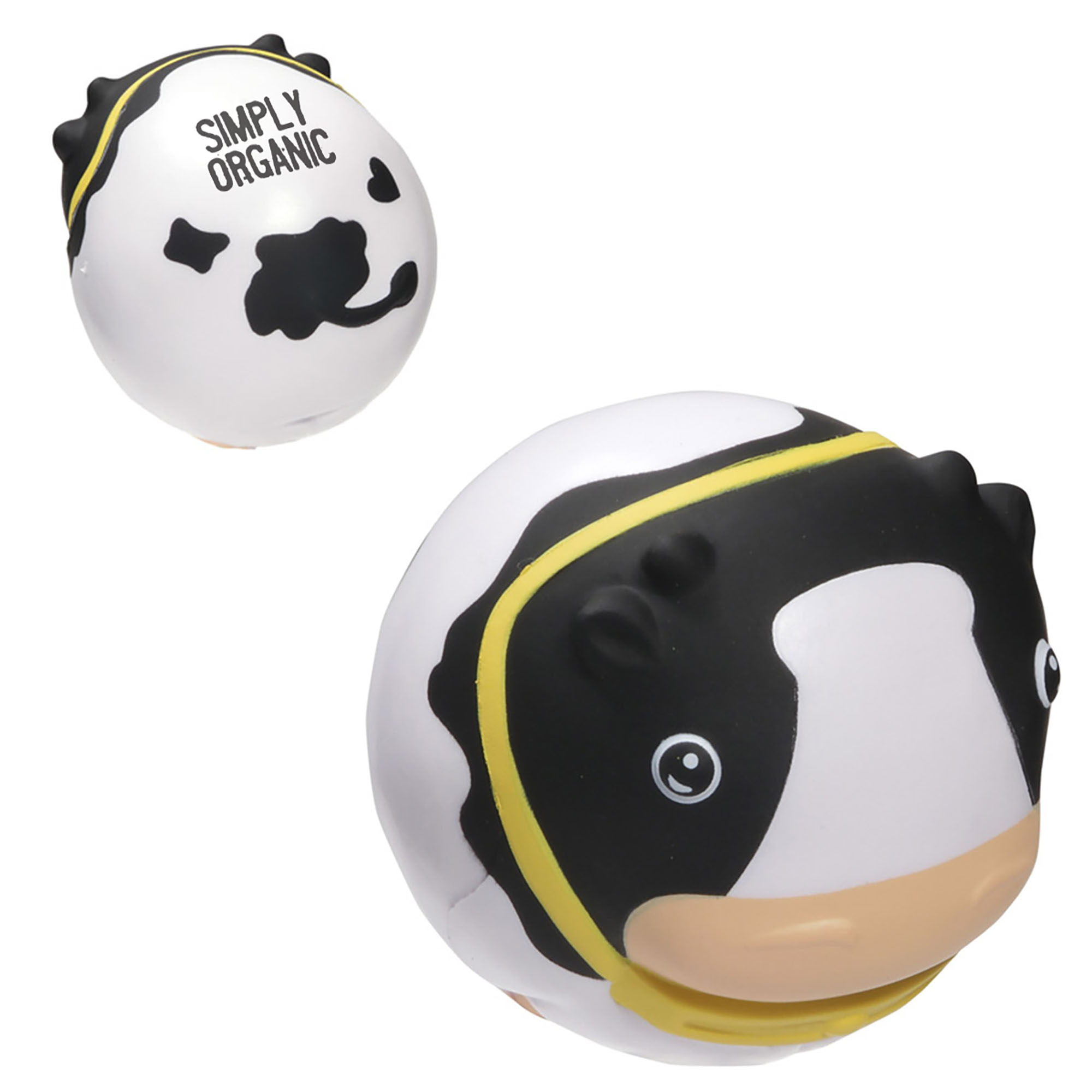 Milk Cow Stress Reliever Wobbler