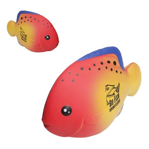 Tropical Fish Stress Reliever Wobbler