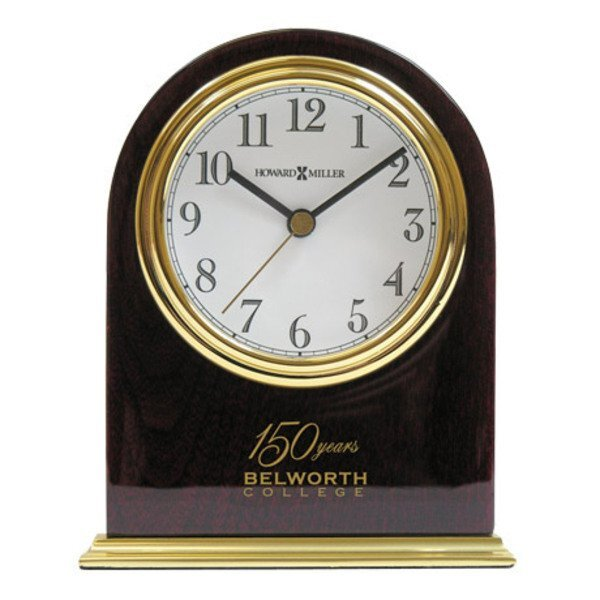 Howard Miller® Monroe Rosewood Clock
