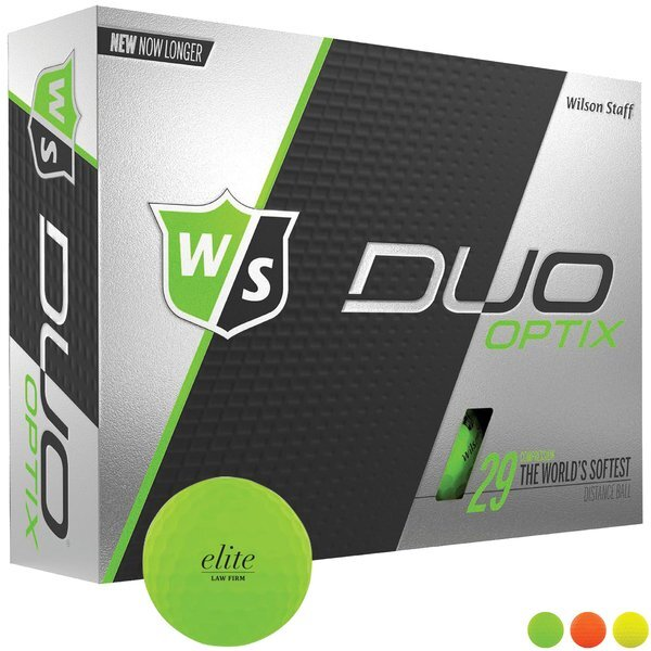 Wilson Duo Soft Optix, 12 Ball Box