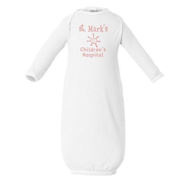 Rabbit Skins® Combed Ringspun Cotton Baby Rib Infant Layette