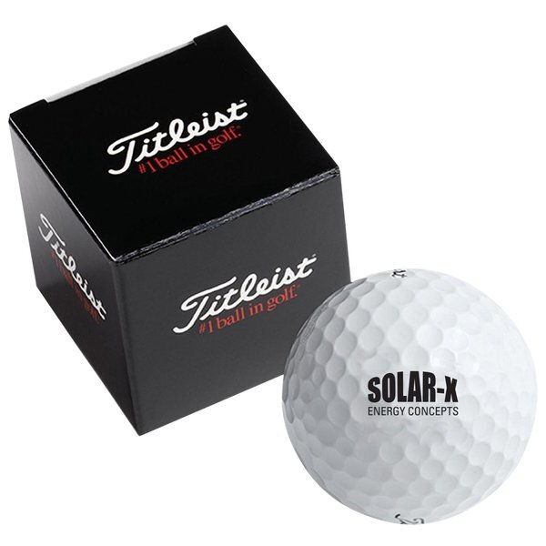 Titleist® Pro V1 Dozen, 1-Ball Box