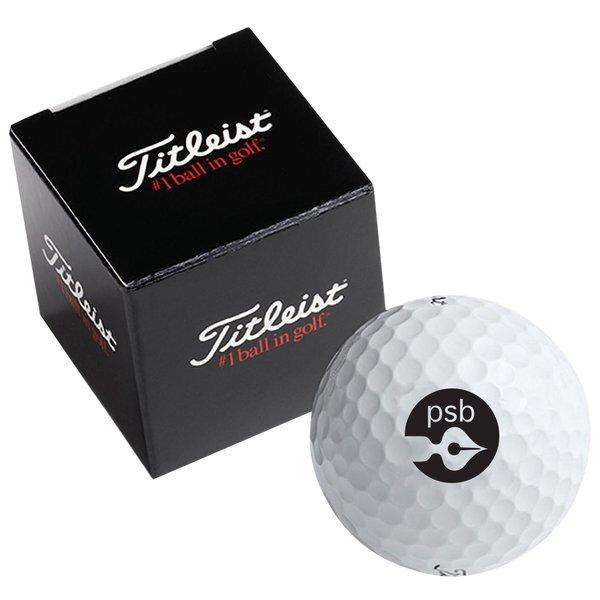 Titleist® Velocity Dozen, 1-Ball Box