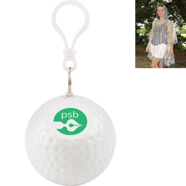 Golf Fanatic Poncho