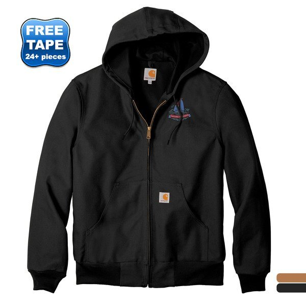 Carhartt® Tall Thermal Lined Duck Canvas Active Jacket