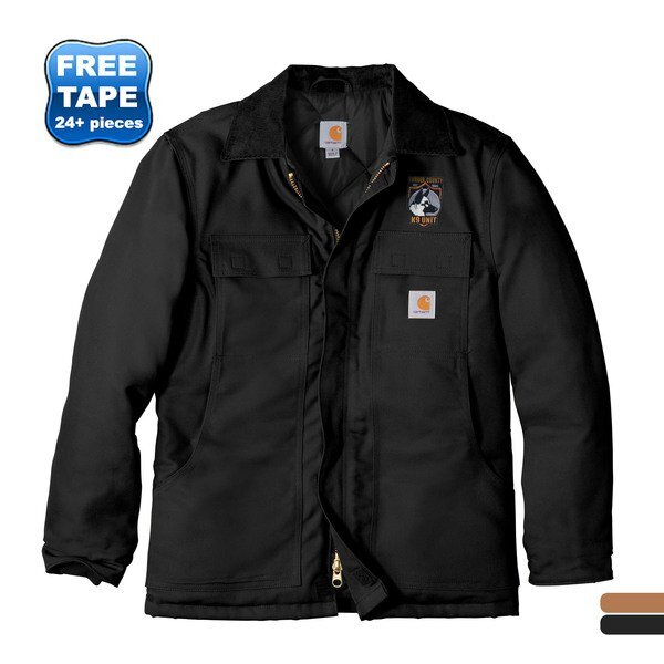 Carhartt® Tall Duck Canvas Traditional Work Coat