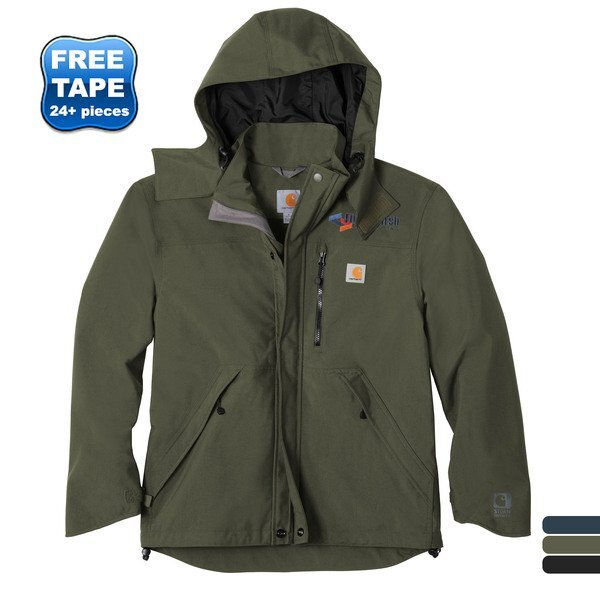 Carhartt® Shoreline Beathable Waterproof Jacket