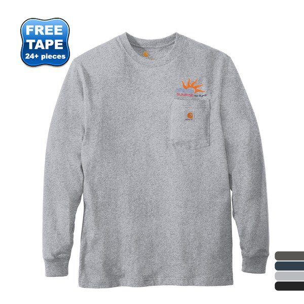 Carhartt® Workwear Pocket Long Sleeve T-Shirt