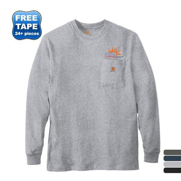 Carhartt®Workwear Pocket Long Sleeve T-Shirt