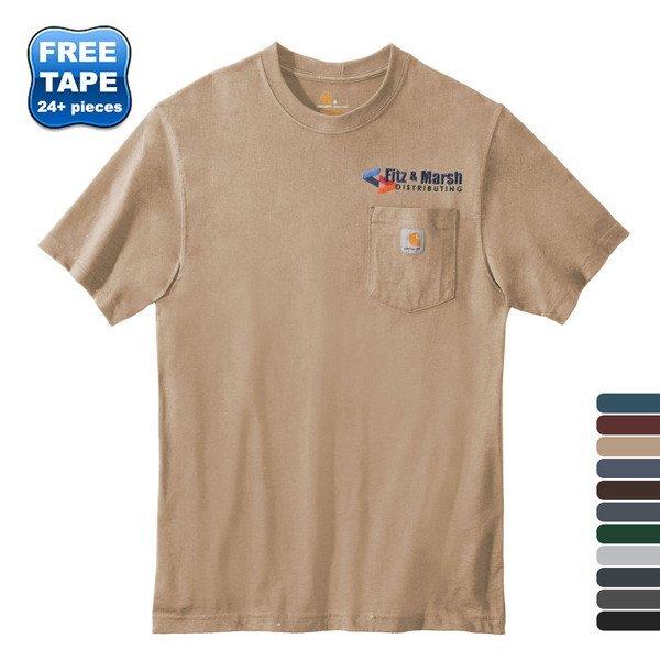 Carhartt®Workwear Pocket Short Sleeve T-Shirt